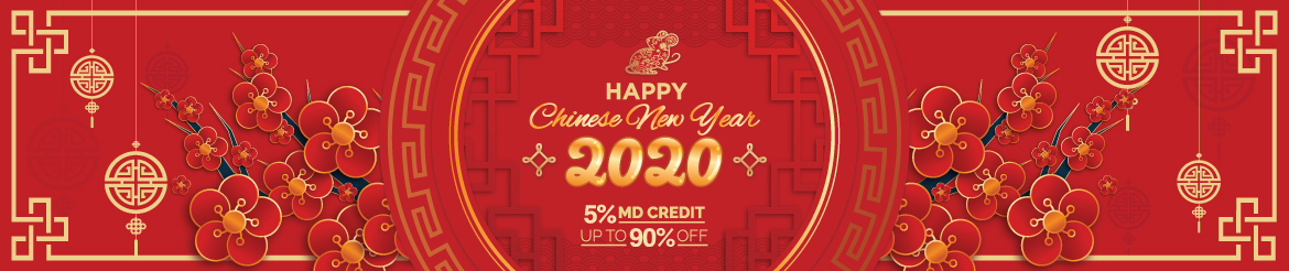 Chinese New Year Sale 2020