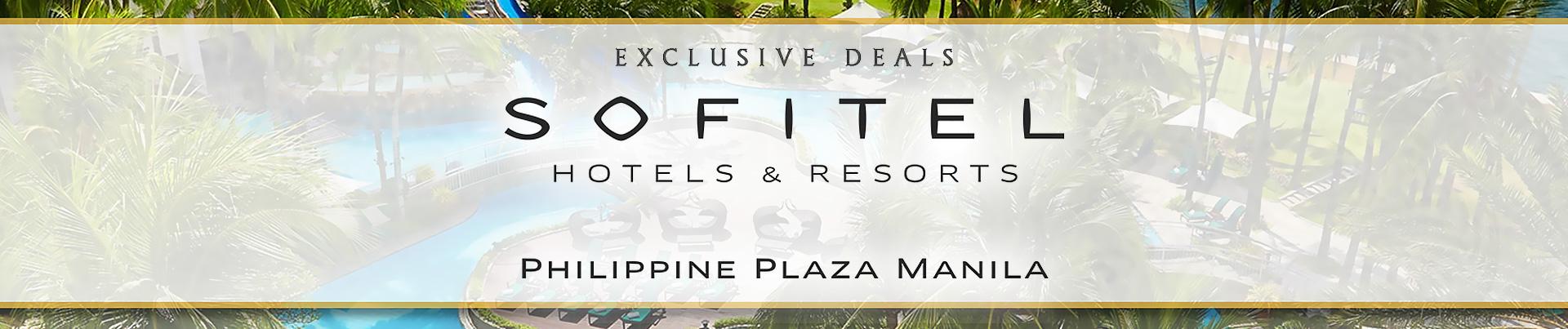 Sofitel Exclusive Deals