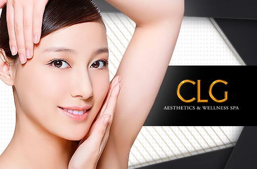 60 Off Clg Aesthetics Underarm Ipl Hair Removal More Promo