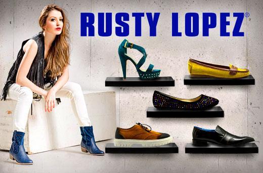 rusty lopez black shoes price