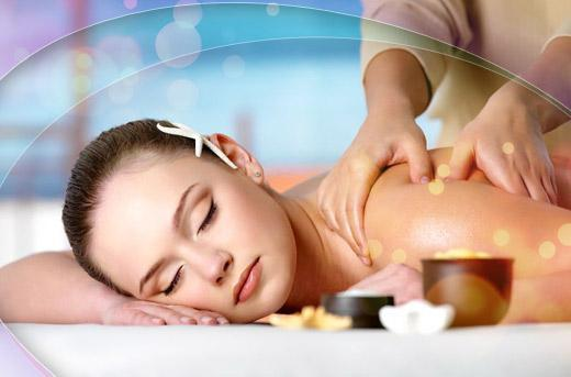 75% off Juicy Nails' Full Body Massage Promo in Quezon City