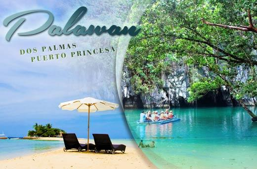 56 Off Puerto Princesa Palawan Tour Package Promo With Airfare