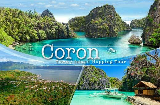 66 Off Coron Package Promo In Palawan Beach Resort