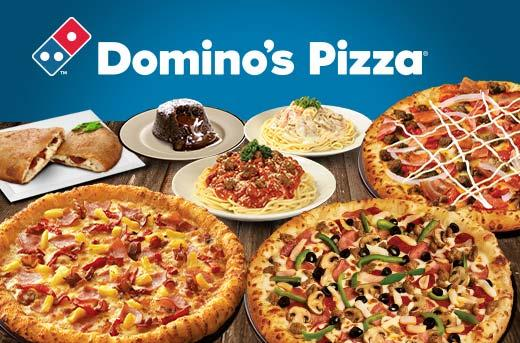 50 Off Domino S Pizza Drinks Promo