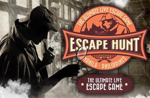 Escape Hunt Experience Manila