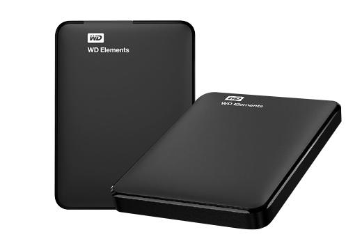 27% off Western Digital 1 TB External Hard Drive Promo