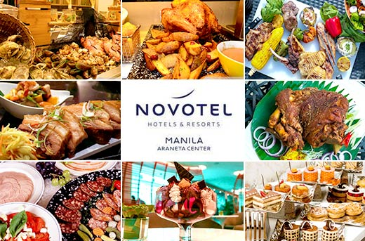 Incredible 40 Off Novotel Manila Araneta Center S Festive Buffet Promo Download Free Architecture Designs Licukmadebymaigaardcom