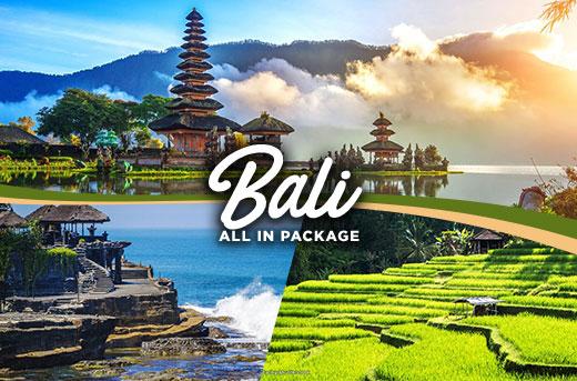 34 Off Bali Indonesia Escapade Promo With Hotel Airfare More