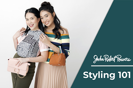 83 Off Styling 101 Course Promo By John Robert Powers