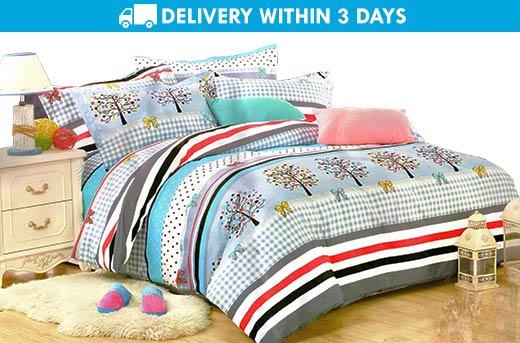 60 Off 4 Piece Elizabeth Bedsheet Set Promo Mh