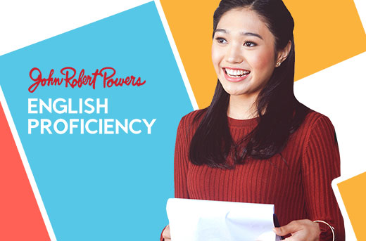75 Off John Robert Powers English Proficiency Course Promo