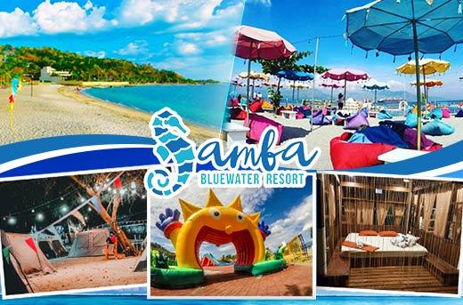 détaillant en ligne 643be 10cff 50% Off Samba Bluewater Resort`s Beach Access & More Promo