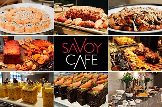 Terrific 40 Off Savoy Hotel Manila S Lunch Or Dinner Buffet Promo Download Free Architecture Designs Scobabritishbridgeorg