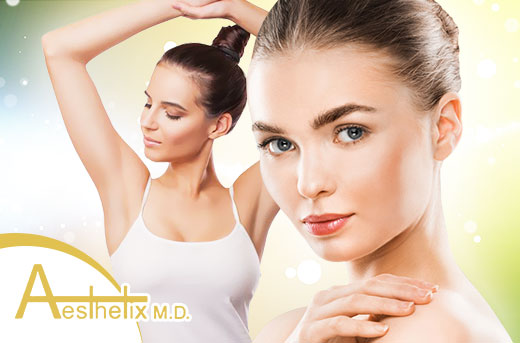 85 Off Ipl Hair Removal Promo At Aesthetix Md