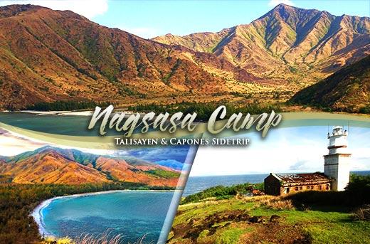 64% Off 2 Days & 1 Night Nagsasa Cove Camping Promo - MTT