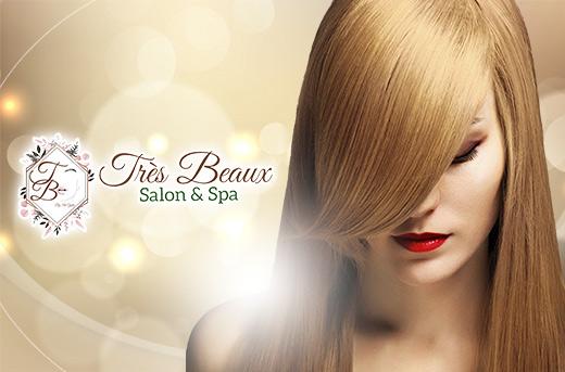 79 Off Tres Beaux Salon Spa S Cellophane More Promo