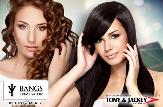 65 Off Tony Jackey S Rebond Or Digital Perm Promo