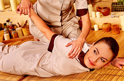 45% Off Santipha`s Traditional Full Body Thai Massage Promo