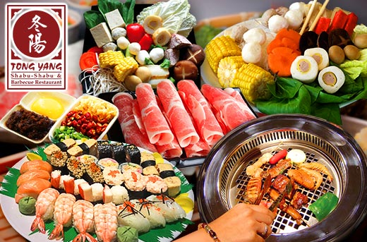 20 off tong yangs lunch buffet promo in greenhills