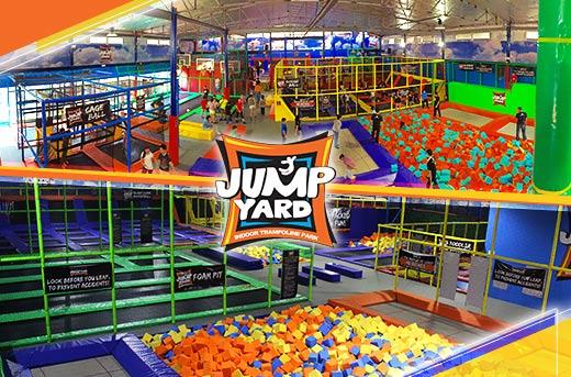 50 Off Jump Yard Ortigas Pampanga S Jump Time Promo