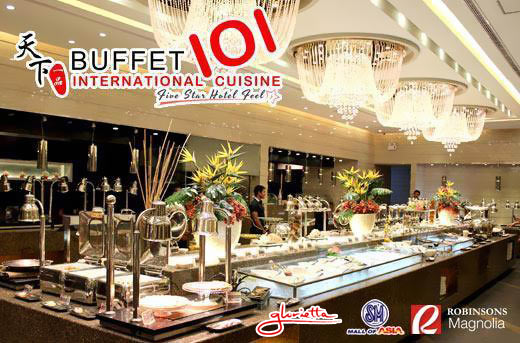 Brilliant 21 Off Buffet 101 S Unlimited Lunch Or Dinner Buffet Promo Home Interior And Landscaping Oversignezvosmurscom