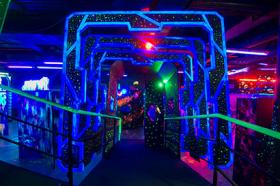 26% Off LazerXtreme`s One Game of Laser Tag Promo